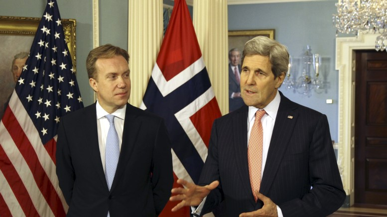 US Secretary of State visits Norway