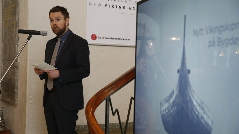 Three wins suggestions about new Viking museum