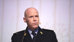 Police chief in Asker and Baerum Terje Nybo