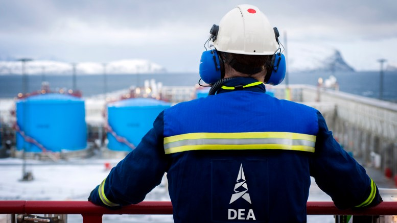 The DEA oil company