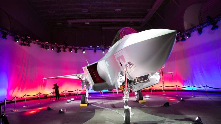 Fort Worth, United States. Norway's first new F-35 fighter aircraft