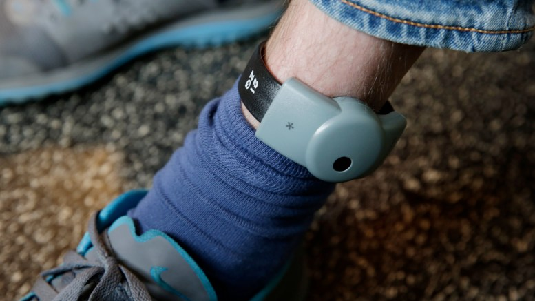 Ankle monitoring