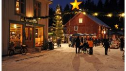 At Maihaugen you will find the good, old Christmas feeling