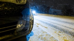Many road accidents in the snow