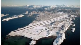 New airport in Bodø