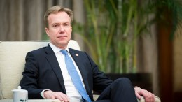 Foreign Minister Børge Brende, human rights work