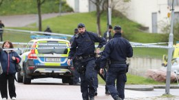Gothenburg, shooting incident