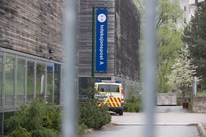 Ullevål Hospital Woman stabbed