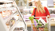 Grocery Shopping Cart App food prices