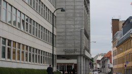 Stavanger Tingrett Stavanger District Court. Pyromaniac Police Officer defiling Gulating Murderer