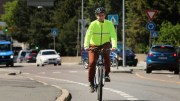 Trondheim and Stavanger are best to ride a bike