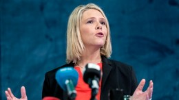 Minister for Immigration Sylvi Listhaug