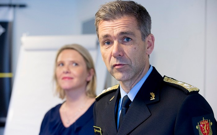 PU chief Morten Hojen Ervik