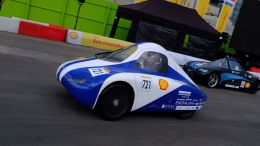 NTNU Shell electric car concept car