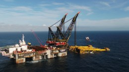 The oil field Johan Sverdrup
