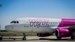 Hungarian Wizz Air