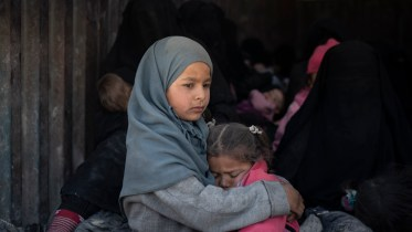 Repatriate Children ISIL Syria Humanists orphan