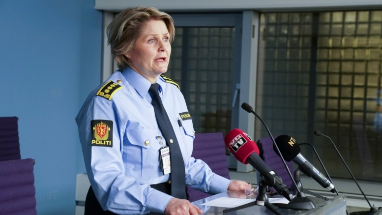 Police Inspector Grete Metlid Young Bloods