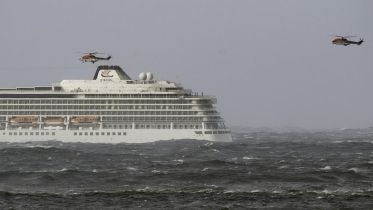 Viking Sky Distress Cruise ship
