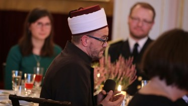 Senaid Kobilica from Islam's council in Norway