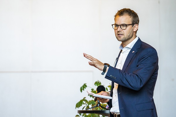 Kjell ingolf ropstad (born 1 june 1985) is a norwegian politician. Minister Of Children And Families Kjell Ingolf Ropstad Christian Democratic Party Norway Today