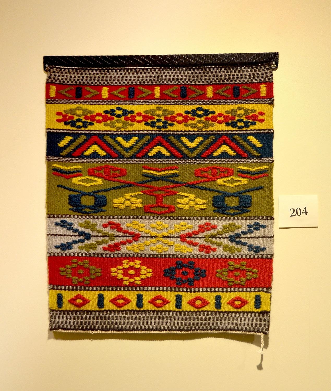 Scandinavian Weaving Exhibits | Article Categories | Norwegian ...