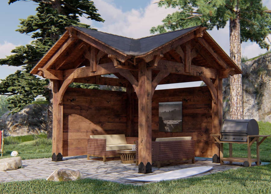 Norweh Outdoor Structure Amp Design Gazebo Pavilion And