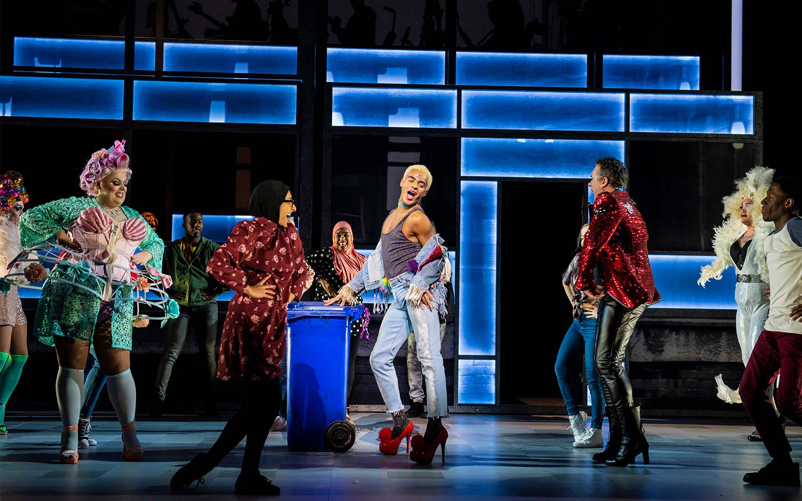 Booking until 29 aug 2021. Everybody's Talking About Jamie | Norwich Theatre