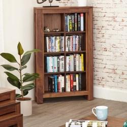 Walnut DVD / CD Storage Cabinet