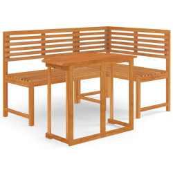 Wood Garden Dining Sets