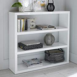 High Gloss Book Storage