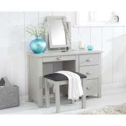 Sandringham Grey Painted Dressing Table