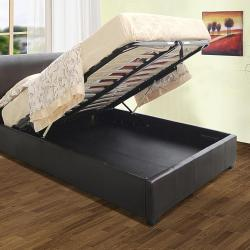 Single PU Storage Beds