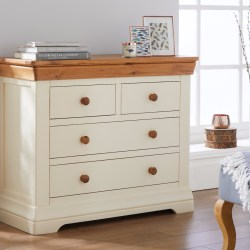 Painted Bedroom Chests