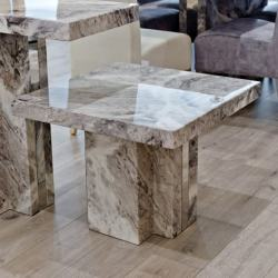 Marble & Stone Lamp Tables