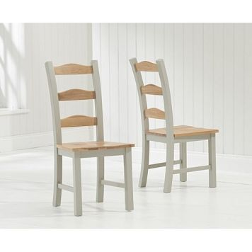 Sandringham Grey Dining Chairs