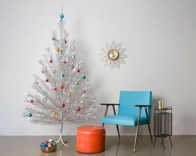 Mid Century Modern Christmas Tree.Norwich Historical Society Mid Century Modern Christmas