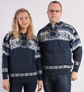 Norwool Romsdal stickad tröja