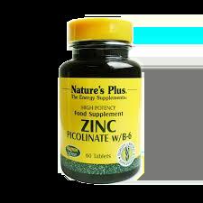 Nature's Plus Zinc Picolinate