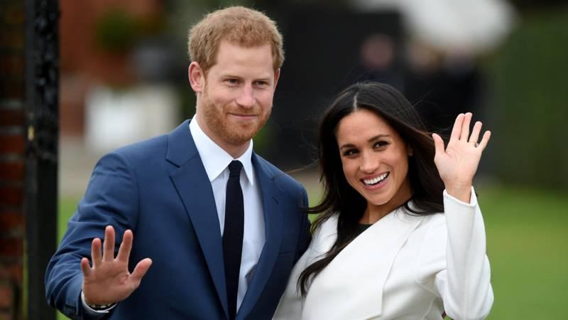 Brits koningshuis maakt details huwelijk Prins Harry en ...