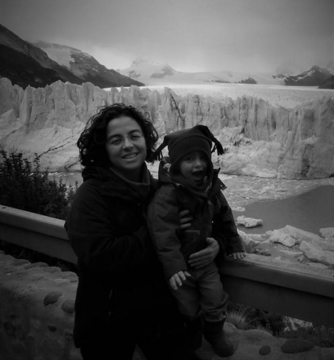 Glaciar Perito Moreno en EL Calafate (Argentina, 2013)