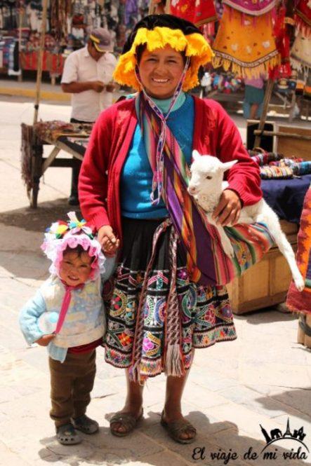 Sandra nos lleva a Perú