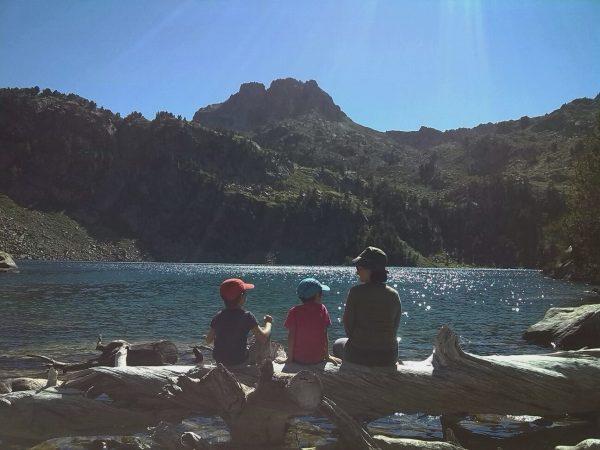 Momentos únicos en familia en el Parc Nacional d'Aigüestortes i Estany de Sant Maurici