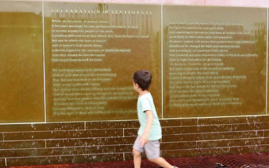 SENECA FALLS: LA DECLARACIÓN DE SENTIMIENTOS DE 1848