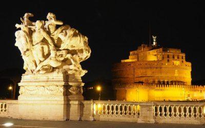 ROMA: PASSEGGIATA NOTTURNA