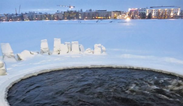 rovaniemi finlandia artikum