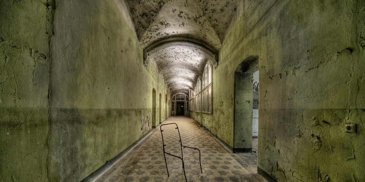Artigo   Conheça a história do hospital abandonado de Hitler