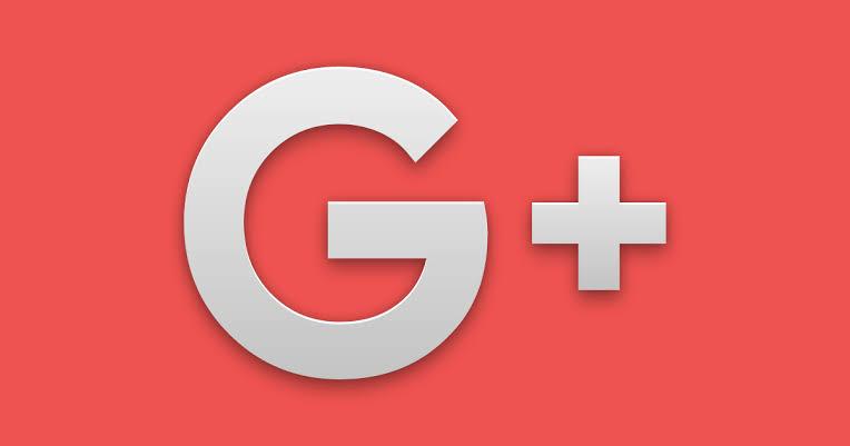 Google+ deixará de funcionar em abril deste ano