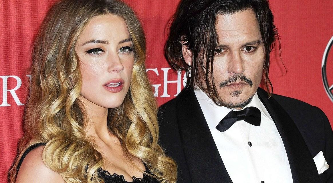 Johnny Depp entra com processo de difamação contra Amber Heard