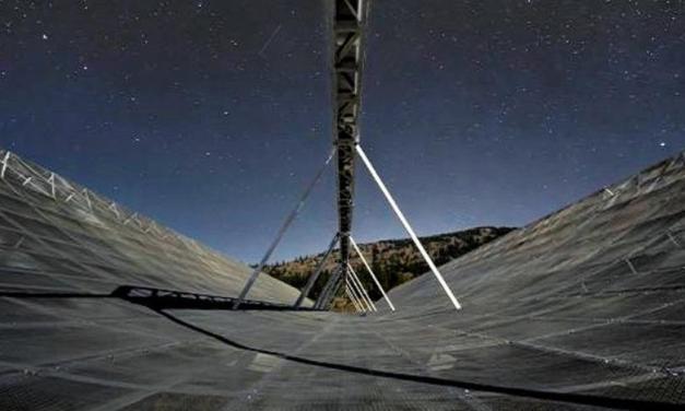 Telescópio canadense localiza sinais cósmicos misteriosos pela segunda vez